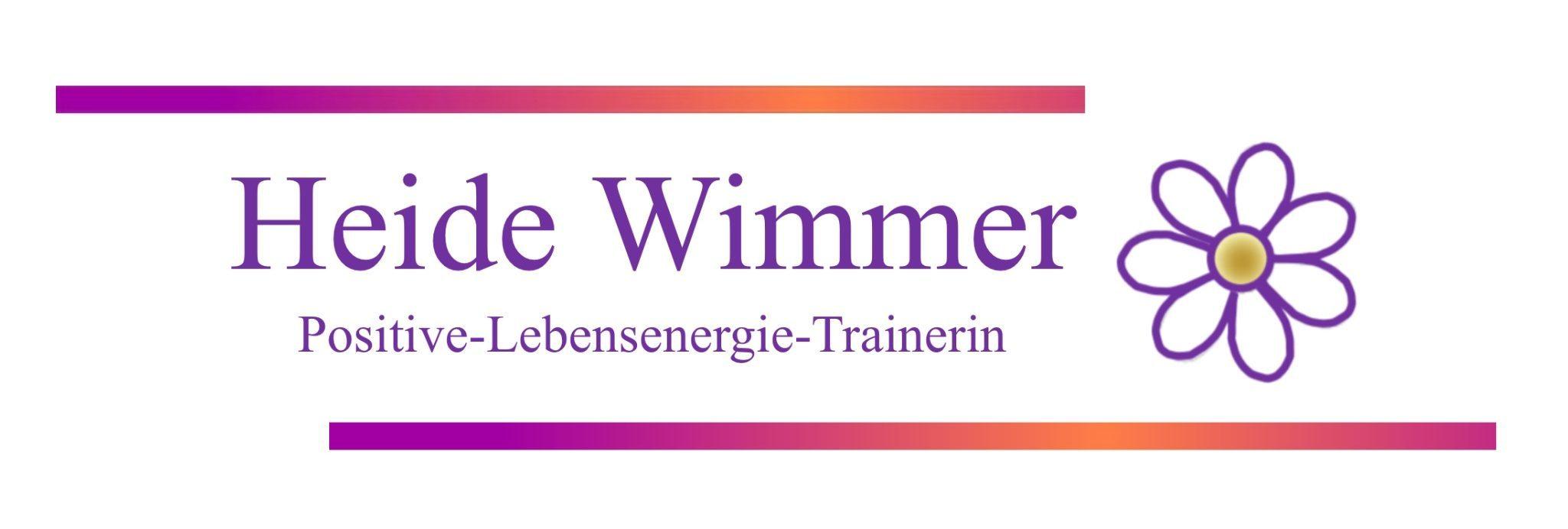 Heide Wimmer – Positive Lebensenergie